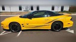 2002 Pontiac Firebird Collector Edition #65 of 839