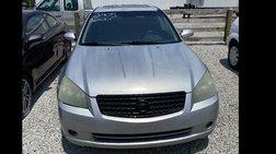 2005 Nissan Altima 3.5 SL