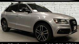 2016 Audi Q5 3.0T quattro Prestige
