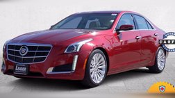 2014 Cadillac CTS 2.0T Luxury Collection
