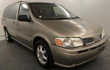 2001 Oldsmobile Silhouette GLS