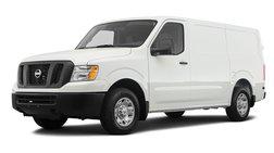 2021 Nissan NV Cargo 2500 HD SV