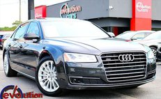 2015 Audi A8 4.0T quattro