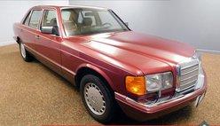 1989 Mercedes-Benz 300-Class 300 SEL