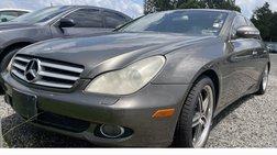 2006 Mercedes-Benz CLS-Class CLS 500