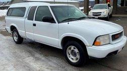 2000 GMC Sonoma SLS