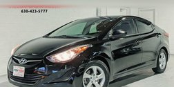 2014 Hyundai Elantra Unknown