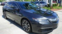 2016 Acura TLX V6 w/Tech