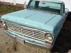 1967 Ford F-250 Camper Special