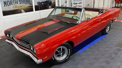 1969 Plymouth -CONVERTIBLE - 440 ENGINE - LOTS OF POWER - NICE P