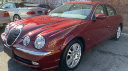 2003 Jaguar S-Type 4.2