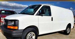 2017 GMC Savana Cargo 3500