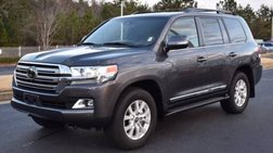 2020 Toyota Land Cruiser Base
