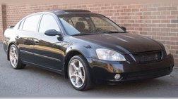 2002 Nissan Altima 3.5 SE