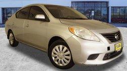 2013 Nissan Versa 1.6 S