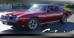 1975 Pontiac Firebird Formula 350