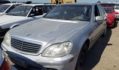 2000 Mercedes-Benz S-Class S 430