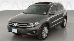 2012 Volkswagen Tiguan 2.0T SE Sport Utility 4D