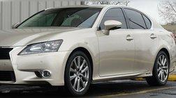 2013 Lexus GS 450h Base