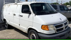 2002 Dodge Ram Van 3500 LWB