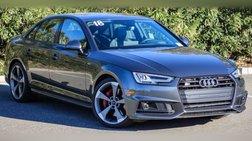 2018 Audi S4 3.0T quattro Prestige