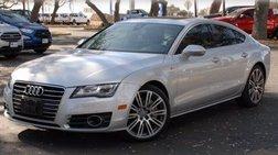 2014 Audi A7 3.0T quattro Premium Plus