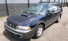 1997 Subaru Outback OW