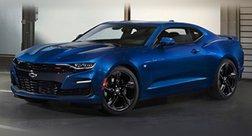 2021 Chevrolet Camaro SS