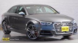2018 Audi S3 2.0T quattro Prestige