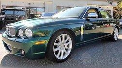 2008 Jaguar XJ-Series Super V8