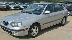 2002 Hyundai Elantra GT