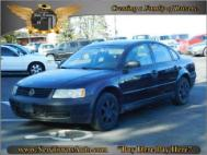 1999 Volkswagen Passat GLS V6