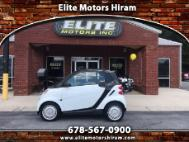 2011 Smart Fortwo Base