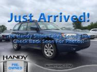 2007 Subaru Forester 2.5 X Premium Package