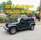 2015 Jeep Wrangler Unlimited Rubicon 4X4 4 Door