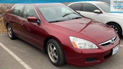 2006 Honda Accord EX V-6