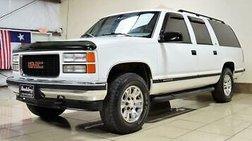1997 GMC Suburban K1500