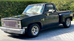 1984 Chevrolet C/K 10 Series Regular Cab 2WD