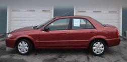 2001 Mazda Protege 4dr Sdn LX 2.0L Auto