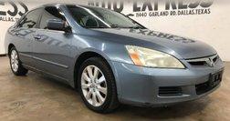 2007 Honda Accord LX V-6