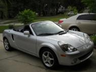 2005 Toyota MR2 Spyder Base