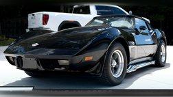 1978 Chevrolet Corvette Silver Anniversary L82
