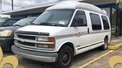 1997 Chevrolet Chevy Cargo Van 1500 135