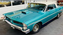 1963 Pontiac Catalina Great Driving Classic - SEE VIDEO