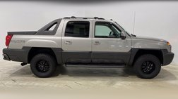 2005 Chevrolet Avalanche LT 8.1/496 Cu in heated Leather Buckets Bose Sunroof 18 in Wheels