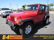 2004 Jeep Wrangler Rubicon