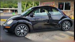 2010 Volkswagen New Beetle Hatchback 2D