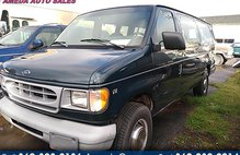 1998 Ford Club Wagon XL Super