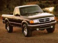 1996 Ford Ranger Splash