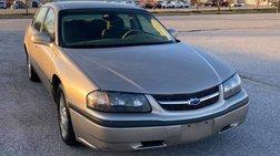 2002 Chevrolet Impala Base